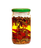 Hot spice Stock Images
