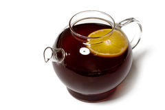 hot spiced tee wine στοκ εικόνα με δικαίωμα ελεύθερης χρήσης