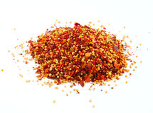 Hot spices Stock Photography