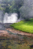 Hot-spring Stock Image