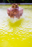 Hot spring in China Royalty Free Stock Photos