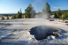 Yellowstone National Park, USA Royalty Free Stock Photography