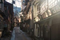 Free Hot Spring Hotel In Shibu Onsen Stock Photos - 146739273