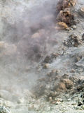 Hot spring in Iceland Royalty Free Stock Photos