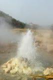 Hot spring. Pai hot springs,Mae Hong Son,Thailand Royalty Free Stock Photos