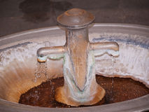 Hot spring Royalty Free Stock Photo