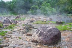 Hot Springs Images libres de droits