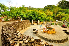 Hot Springs Photographie stock