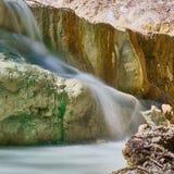 Hot Springs Royaltyfria Bilder
