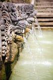 Hot Springs in Banjar, Bali, Indonesia Royalty Free Stock Image