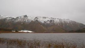 Hot springs at Landmannalaugar highlands in Iceland
