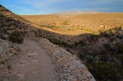 Hot Springs Loop Trail Stock Image