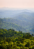 Hot Springs National Park royalty free stock photo