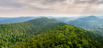 Hot Springs National Park Royalty Free Stock Photography