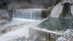 Hot Springs at Pozar, Edessa, Greece