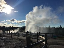 Hot Springs stock photography
