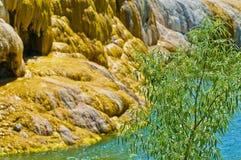 Hot Springs Thermopolis Stock Image