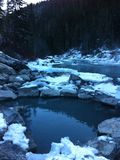 Hot Springs Royalty Free Stock Photo