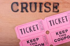 Hot stamping Cruise Stock Image