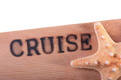 Hot stamping Cruise Royalty Free Stock Images