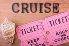 Hot stamping Cruise Stock Photo