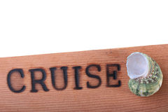 Hot stamping Cruise Royalty Free Stock Photography