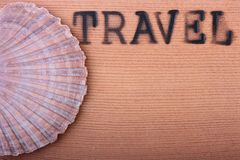 Hot stamping Travel Royalty Free Stock Photography