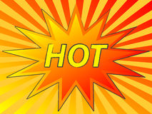 Hot Star Stock Images