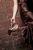 Hot stilettos Royalty Free Stock Photography