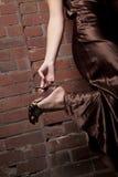 Hot stilettos Royalty Free Stock Photography