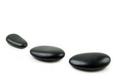 Hot stones - Wellness Royalty Free Stock Photo
