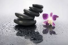 Hot Stones Royalty Free Stock Images