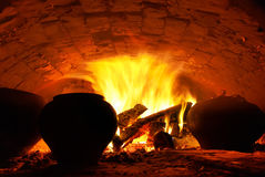 Free Hot Stove Royalty Free Stock Image - 17431296