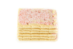 Hot Strawberry Toaster Pastry Royalty Free Stock Photo