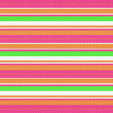 Hot stripes. Hot pink and orange and lime green stripes Royalty Free Stock Photo