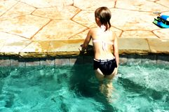 Hot Summer Day royalty free stock photo