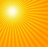 Hot summer sun Royalty Free Stock Photos