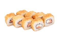 Hot sushi Stock Photos