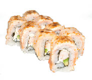 Hot sushi Royalty Free Stock Images