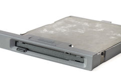 Hot Swappable Floppy Disk Drive Royalty Free Stock Photography