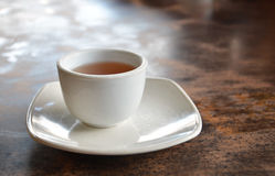 Hot tea Royalty Free Stock Photos