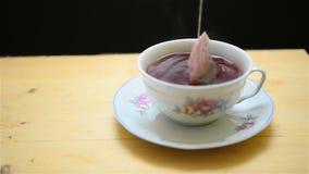 Hot tea Stock Images