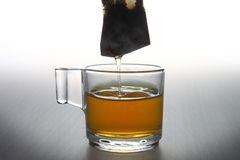 Hot tea Royalty Free Stock Photo