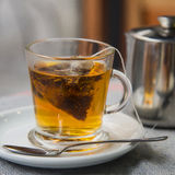 Hot tea Royalty Free Stock Images