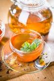 Hot tea. Stock Images