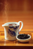 Hot teapot Royalty Free Stock Image