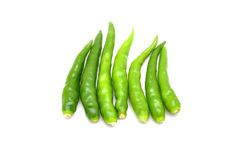 Hot Thai Chilli Royalty Free Stock Images