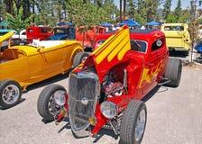 Hot Three Window Coupe Royalty Free Stock Photo