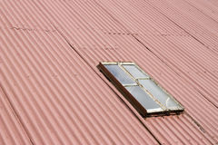 Hot tin roof Royalty Free Stock Images