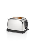 Hot toaster. Royalty Free Stock Image